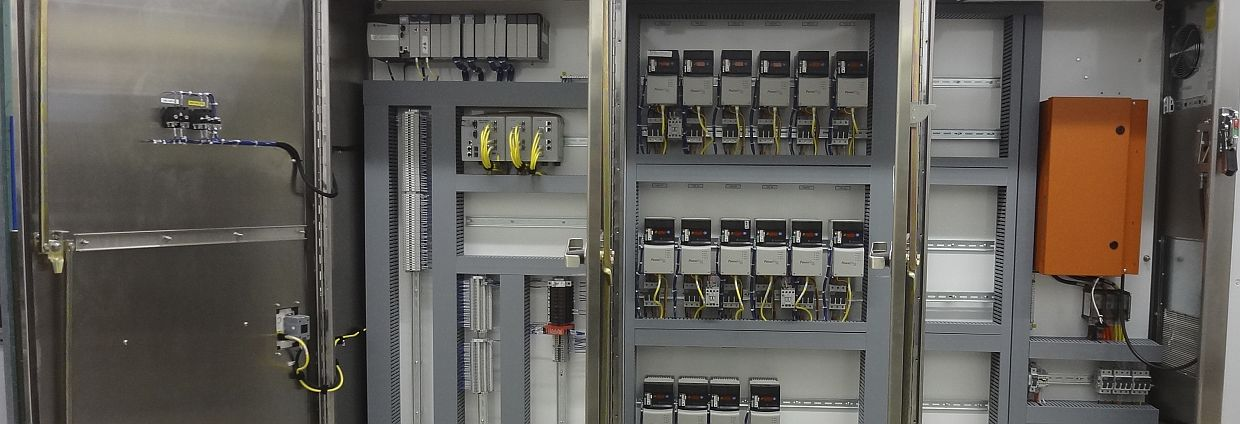 Industrial Electric Control Panel Manufacturers | Envitech